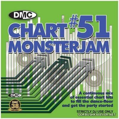 [DMC] Monsterjam - Chart 51 [2021] Mixed By Keith Mann