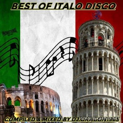 DJ Dragon1965 - Best Of Italo Disco [2021]