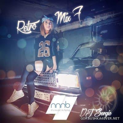 DJ Sergio - Retro Mix 7 [2020]