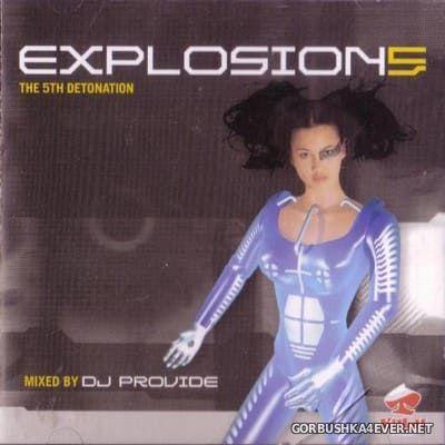 [TBA] Explosion 5 (The 5th Detonation) [2000] Mixed by DJ Provide