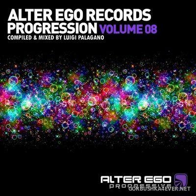 Alter Ego Progression vol 8 [2021] Mixed by Luigi Palagano