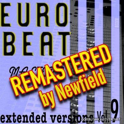 [DMI Music] Eurobeat Masters - Remastered vol 9 [2021]