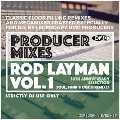 [DMC] Producer Mixes - Rod Layman vol 1 [2021]