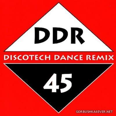 DiscoTech - 45 (FortyFive) [1997]