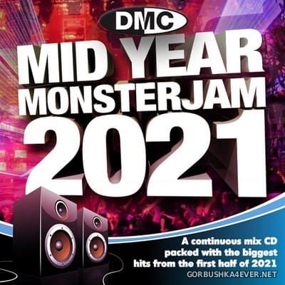 [DMC] Mid Year Monsterjam 2021 [2021] Mixed By Keith Mann