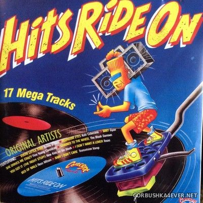 [Concept Records] Hits Ride On [1990]
