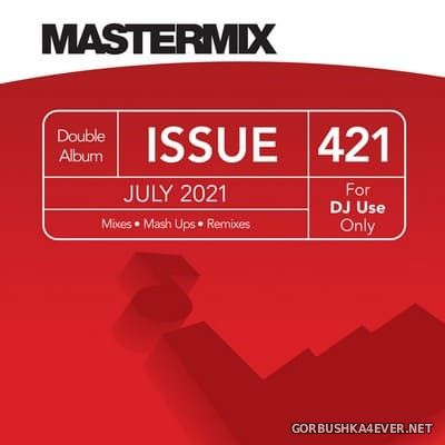 Mastermix Issue 421 [2021] July / 2xCD