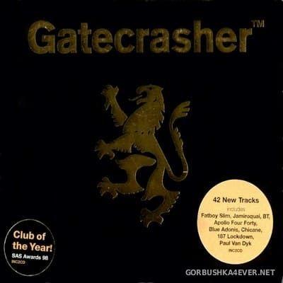 [INCredible] Gatecrasher Black [1998] / 2xCD / Mixed by Scott Bond