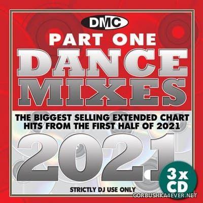 [DMC] Dance Mixes 2021 - Part One [2021] / 3xCD