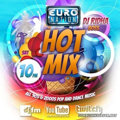 DJ Ridha Boss - 90s & 2000s Euro Nation Hot Mix! [2021]