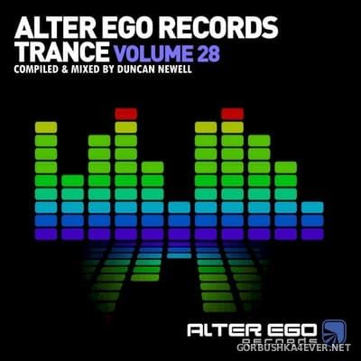 Alter Ego Trance vol 28 [2021] Mixed By Duncan Newell