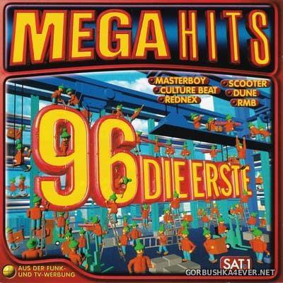 [Polystar] Megahits 96 - Die Erste [1996] / 2xCD