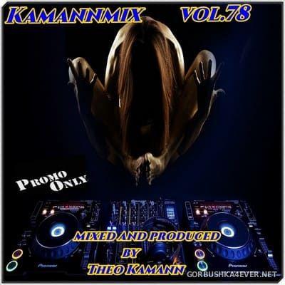 DJ Theo Kamann - Kamannmix vol 78 [2021]