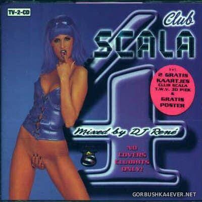 [Lube] Club Scala 4 [1998] / 2xCD / Mixed By DJ Rene