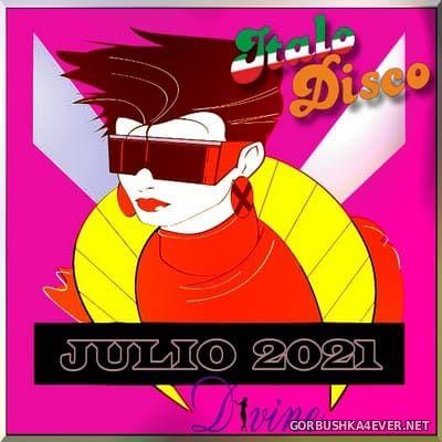 DJ Divine - Italo Julio Mix 2021