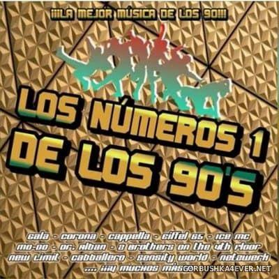 DJ Yerald - Los Numeros 1 De Los 90's Megamix [2021]