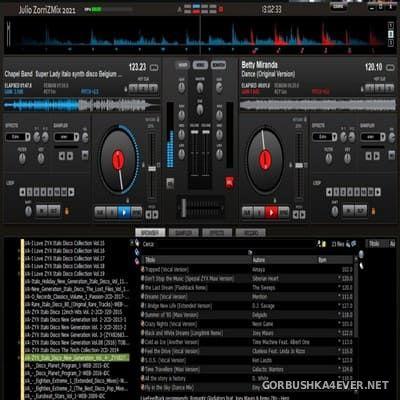 ZorriZ - Italo NRG Julio Mix 2021