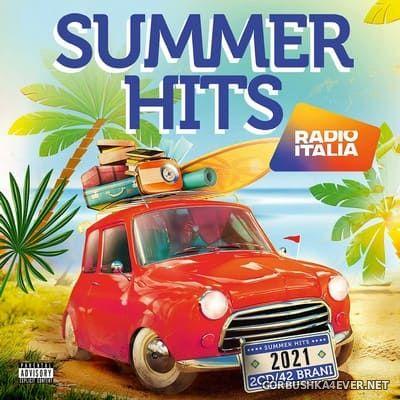 [Solo Musica Italiana] Radio Italia Summer Hits 2021 [2021] / 2xCD