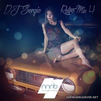 DJ Sergio - Retro Mix 4 [2020]