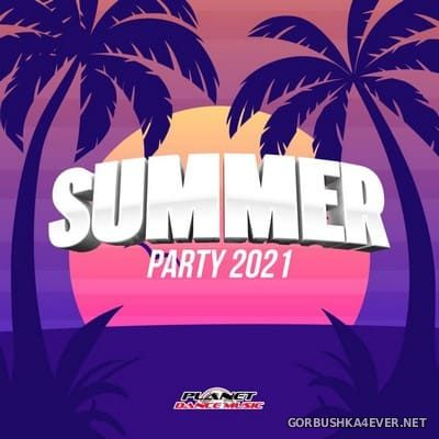 [Planet Dance Music] Summer Party 2021
