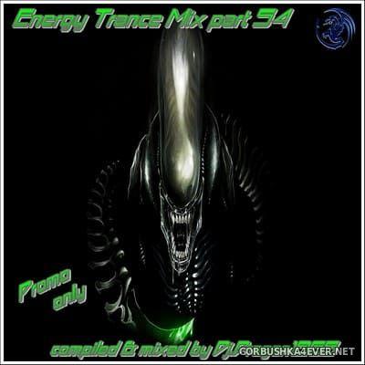 DJ Dragon1965 - Energy Trance Mix (Part 54) [2021]
