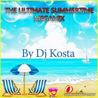 DJ Kosta - The Ultimate Simmertime Megamix [2021]