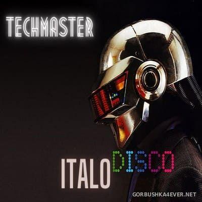 DJ TechMaster - I Love Italo Disco [2021]