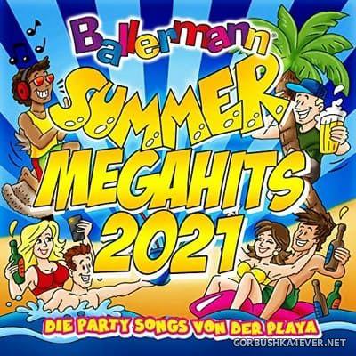 Ballermann Summer Megahits 2021 (Die Party Songs Von Der Playa) [2021]