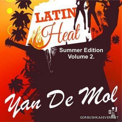 DJ Yano - Latin Heat (Summer Edition) vol 2 [2021]