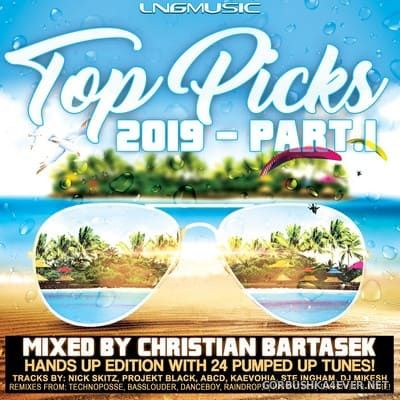 [LNG Music] Top Picks 2019 Part 1 (Hands Up Edition) [2019] Mixed by Christian Bartasek