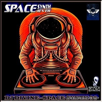 DJ Divine - Space Synth Mix 38 [2021]