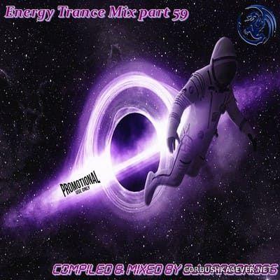 DJ Dragon1965 - Energy Trance Mix (part 59) [2021]