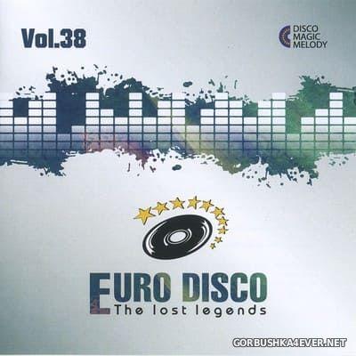 Euro Disco - The Lost Legends vol 38 [2021]
