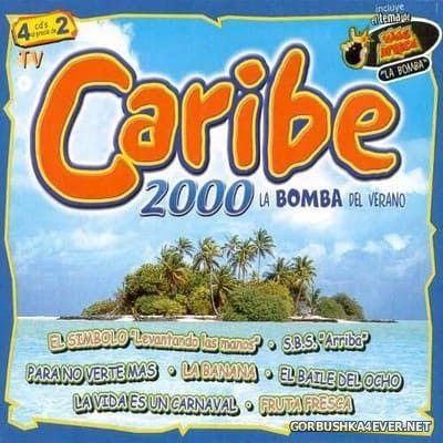 [Vale Music] Caribe 2000 - La Bomba Del Verano [2000] / 4xCD