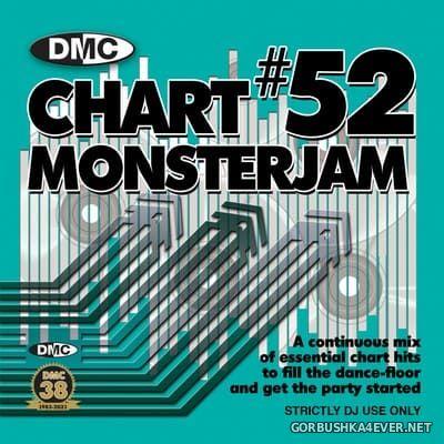 [DMC] Monsterjam - Chart 52 [2021] Mixed By Keith Mann
