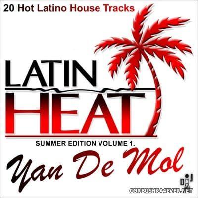 DJ Yano - Latin Heat (Summer Edition) vol 1 [2021]