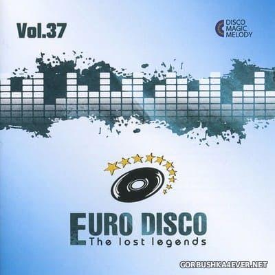 Euro Disco - The Lost Legends vol 37 [2021]