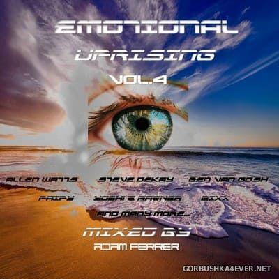 Emotional Uprising vol 4 [2021] by Adam Ferrer