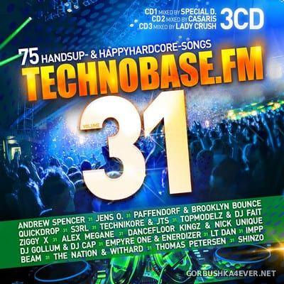 Technobase.FM vol 31 [2021] / 3xCD
