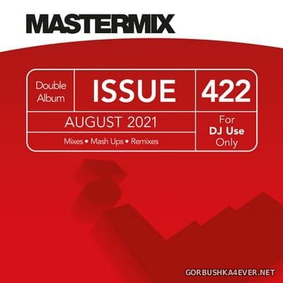 Mastermix Issue 422 [2021] August / 2xCD