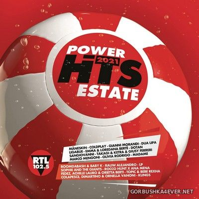 Power Hits Estate 2021 (RTL 102.5) [2021] / 3xCD