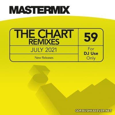 [Mastermix] The Chart Remixes vol 59 [2021]
