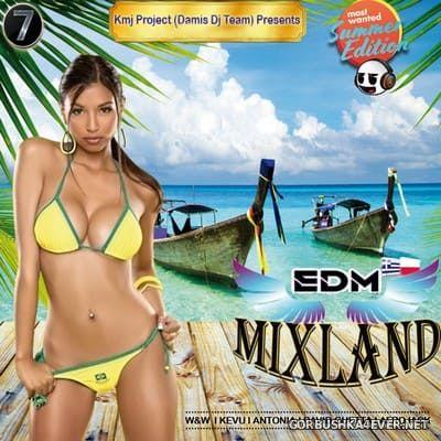 Damismania EDM Mixland vol 7 [2021]