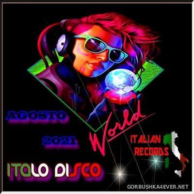 DJ Divine - Italo NRG Agosto Mix 2021