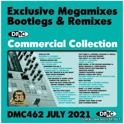 DMC Commercial Collection vol 462 [2021] July / 2xCD