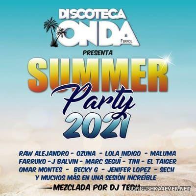 DJ Tedu - Discoteca ONDA Summer Party 2021