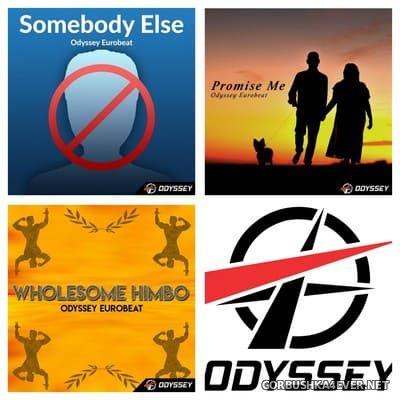 Odyssey Eurobeat - Promise Me / Somebody Else / Wholesome Himbo [2021]
