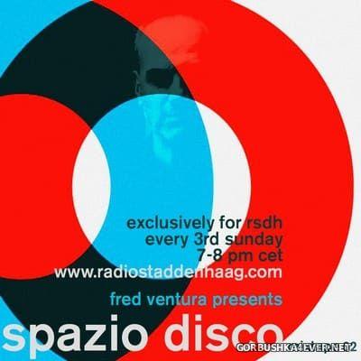 Spazio Disco Mixtape 02 [2021] by Fred Ventura