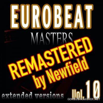 [DMI Music] Eurobeat Masters - Remastered vol 10 [2021]