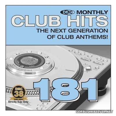 [DMC] Essential Club Hits vol 181 [2021]